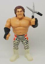 Vintage 1991 WWF Hasbro Series 3 Brutus The Barber Beefcake w/ Shears WWE ZEBRA