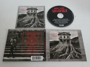Bon Jovi – This House Is Not For Sale / Island Records – 060255715944 Digipak