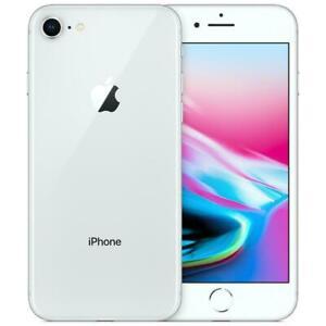 Apple iPhone 8 64GB Argent état correct  Reconditionné Utilisé A.A116
