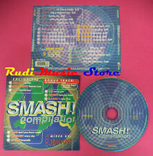 CD Smash! Compilation POPPY APPLE 9 MALIK SHIVAS SCOOTER  no mc dvd vhs(C37)