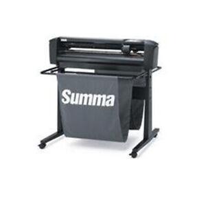 Summa SummaCut R D60 Cutter - 600mm