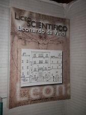 LICEO SCIENTIFICO LEONARDO DA VINCI Annuario 2000 2001 scuola libro manuale di