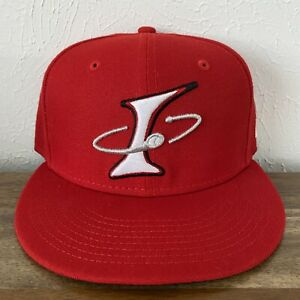 NWOT New Era Albuquerque Isotopes Alternate MiLB 59Fifty Fitted Hat 7 1/4