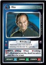Star Trek CCG Enterprise Collection Phlox FOIL 54P