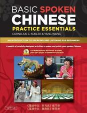 Basic Spoken Chinese Practice Essentials Vol. 1 : An Introduction to Speaking...