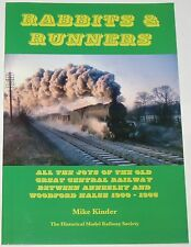 ANNESLEY WOOFORD HALSE RAILWAY Steam Line Rail History Trains Great Central GCR