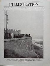 L' ILLUSTRATION 1924 N  4260 A BOULOGNE-SUR MER, LE CONGRES RADICAL et  R.S.