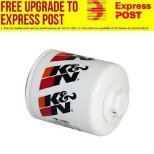 K&N PF Oil Filter - Racing HP-1001 fits Saab 9000 3.0 -24 V6 CD/CDE,3.0 -24 V6 C