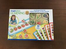 Imaginarium Learning Lace & Learn Picnic Set NEW