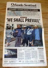 2005 newspaper ISLAMIC TERRORISTS BOMB LONDON UNDERGROUND Subway 37 dead 700hurt