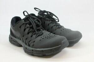 Nike Lunar Fingertrap Men's Anthracite/Black Sneakers 8.5M(ZAP7080)