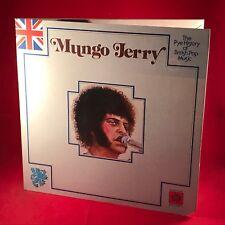MUNGO JERRY The Pye History Of British Pop Music US Vinyl LP EXCELLENT CONDITION