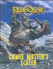 MGP8100 RUNEQUEST GAMES  MASTER'S SCREEN VO