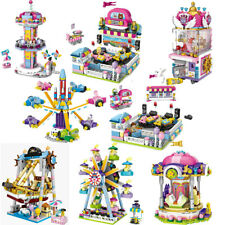 Bausteine Spielplatzserie Mini Kind DIY Spielzeug LOZ1717~1728 Lernspielzeug OVP