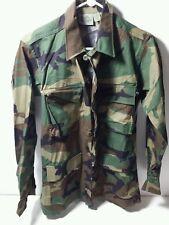 Camo Combat Coat Shirt Long Sleeve Propper International Size X-Small Regular