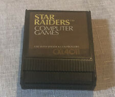 Star Raiders Atari Game 400/800, 600XL/800XL/1200XL & XE 8Bit Computers