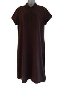 Lands' End Women's Collared Short Sleeve Dresses for sale   eBay
