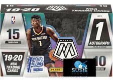 Memphis Grizzlies! 19-20 Panini Mosaic Basketball FOTL Mixer 7x Break