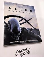 Alien Covenant (Blu-ray/DVD, 2-Disc, Limited Edition, Target Exclusive Digibook)