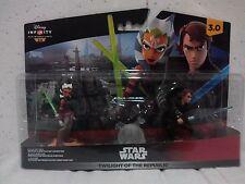 Pack de 3 Figuras Disney Infinity 3.0 Star wars **Precintado**