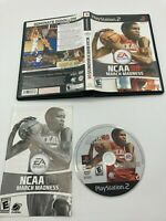 Sony PlayStation 2 PS2 CIB Complete Tested NCAA March Madness 08 Ships Fast