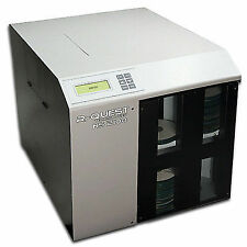 R-Quest NS2100 Automated Inkjet CD / DVD Disc Printer and Publisher 300dpi