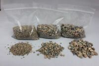 Basing Stones Grit - Graded Multipack -  3 x 100g - First Class Postage