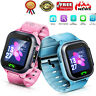 LTE SIM Kinder Uhr Handy LBS SOS DF33 Smartwatch GPS Tracker Ortung Armbanduhr