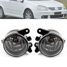 2X Front Fog Light Bumper Lamp For VW Golf MK5 06-09 US Version 1K0941699C/700C