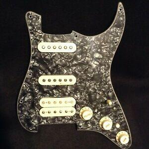 Fender American Deluxe Stratocaster loaded pickguard
