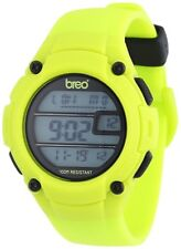 Breo Zone B-TI-ZNE5 Unisex Lime Digital Watch
