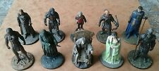LOTR Collectors Models Issues #41-50 Eaglemoss LOT of 10