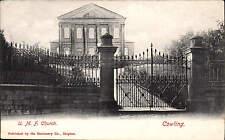 Cowling near Keighley. United Methodist Free Church by Stationery Co., Skipton.