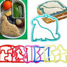 DIY Kids Sandwich Toast Cookies Cake Bread Biscuit Food Cutter Mold Mould Tool
