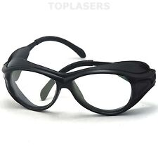 1064nm Infra-Red IR YAG Laser Protection Goggles Safety Glasses OD6+ f Cutting