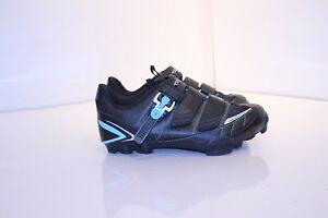 Serfas Astro Women's Shoes Black Size US 7 EU 40 cycling