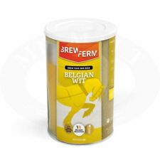 Brewferm® Belgian Wit(ex Blanche)kg1,5(lt 15)(Malto,orzo,luppolo,lievito secco)
