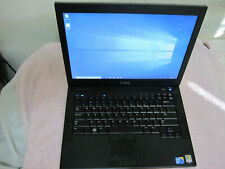 Dell Latitude E6410 Core I5-M520 @ 2.4GHz 4GB RAM 250GB HDD,Webcam,Windows 10 Pr