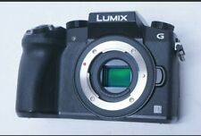 Panasonic Mirrorless Lumix G7 Dmc-g7-k F/s Japan
