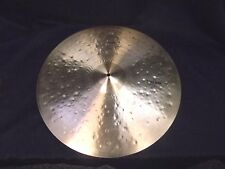 "RARE Paiste 1982 ""Sound Creation"" 22"" Dark Ride Cymbal"