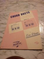 Chord Duets Four Hand Pieces for The YOung Pianist Eric Steiner Sheet Music