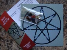* CHAKRA BALANCE * Little Grid Kit Stone Crystal Divination Metaphysics