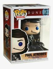 Funko Pop Sci-fi Movie Dune Kyle Maclachlan Paul Atreides Vinyl Figure #813 Nib