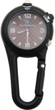 New Smith & Wesson Carabiner Watch SWW36BLK