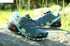 Men's Running Shoes Salomon Speedcross 3 Outdoor Hiking Sneakers Athletic Colors