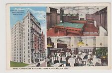 Nyc Hotel Flanders Multi-View, 135 West 47Th St. New York City