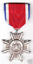 New York Conspicuous Service Cross Medal National Guard