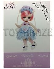 JUN PLANNING AI BALL JOINTED DOLL TORENIA A-720 FASHION PULLIP GROOVE INC NEW