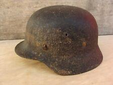 biete original - M 35 Stahlhelm- Wehrmacht, 2 Wk.....