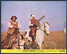 PETER O'TOOLE DON QUIXOTE JAMES COCO MULE HORSE Man Of La Mancha '72